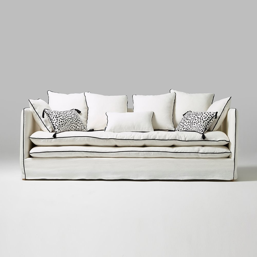 MERCI LINEN SOFA