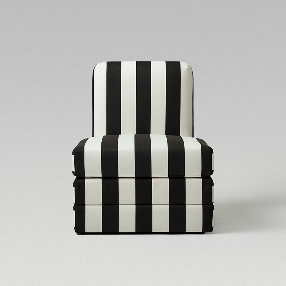STRIPE TUBE CHAIR